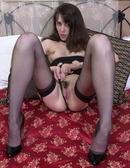 Hausfrauensex in Nylons